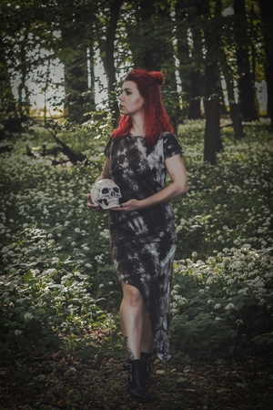 Sukienka Forest Witch (1)