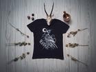 Nevermore tshirt damski (1)