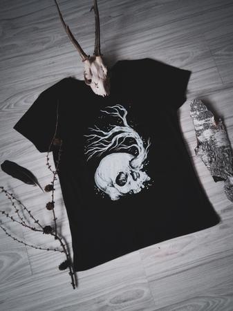 Dead Tree tshirt damski (1)