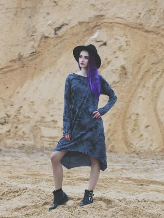 Sukienka Hematite (1)