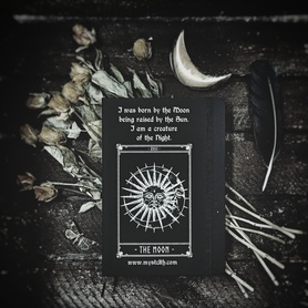 Notes Tarot Moon