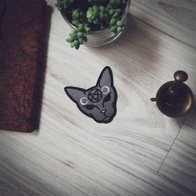 Naszywka Cat