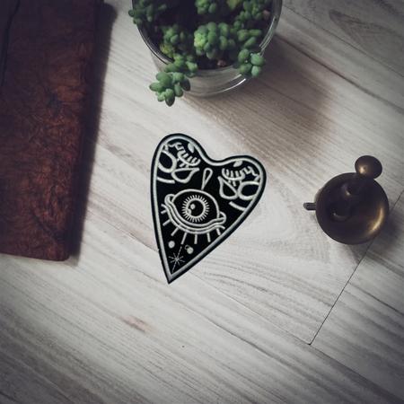 Naszywka Ouija (1)